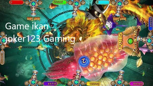 Game ikan joker123 Gaming